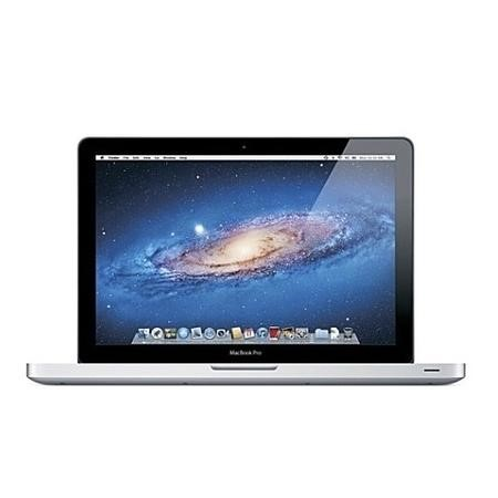 "Refurbished Apple MacBook Pro 13.3"" Intel Core i5-2415M 2.3GHz 4GB DDR3 500GB DVD-SM OS X Lion Laptop - 2011"