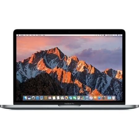 A1/MLL42B/A Refurbished Apple MacBook Pro Core i5 2GHz 8GB 256GB SSD 13.3 Inch OS X 10.12 Sierra Laptop in Space Grey - 2016