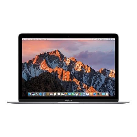Refurbished Apple MacBook Core M 8GB 256GB 12 Inch OS X Sierra Laptop in Space Grey - 2017