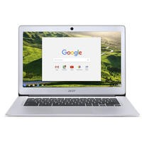 Refurbished Acer 14 CB3-431 Inch Celeron N3160 4GB 32GB 14 Inch Chromebook in Silver