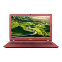 "Refurbished Acer N16C1 15.6"" Intel Celeron N3350 1.1GHz 4GB 1TB Windows 10 Laptop in Black/Red"