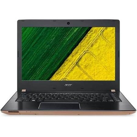 A2/NX.GJVEK.004 Refurbished Acer Aspire E5-475 Intel Core i3-6006U 8GB 1TB 14 Inch Windows 10 Laptop in Copper