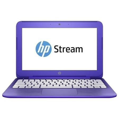 "A1/P0H70E Refurbished HP Stream 11-ROO1NA 11.6"" Intel Celeron N3050 1.6GHz 2GB 32GB Windows 10 Laptop in Violet"