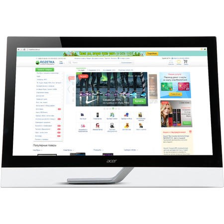 Refurbished Acer T272HL Full HD LED Touchscreen 27 Inch Monitor