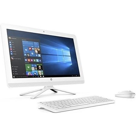 "GRADE A3 - Refurbished HP 22-b020na 21.5"" Intel Pentium J370 8GB 1TB Windows 10 All In One"