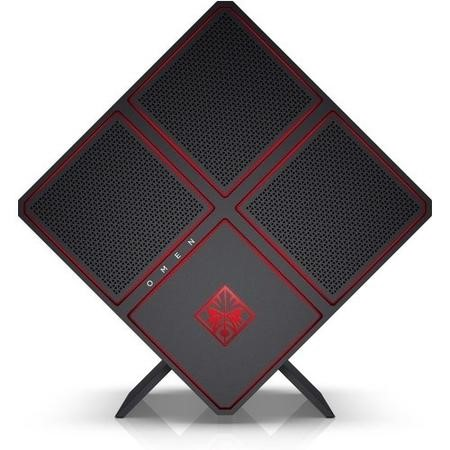 A1/Z0M49EA Refurbished HP Omen X Intel Core i7-6700K 4GHz 32GB 2TB + 256GB SSD DVD-Writer Radeon Rx 480 Graphics Windows 10 Desktop