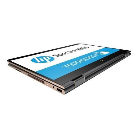 "Refurbished HP Spectre x360 15-bl000na 15.6"" Intel Core i7-7500U 3.5GHz 8GB 512GB SSD NVIDIA GeForce 940MX Windows 10 Touchscreen Convertible"