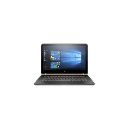 "A1/Z9D42EA Refurbished HP Spectre 13-v150na Core i5-7200U 8GB 256GB 13.3"" Windows 10 Touchscreen Laptop in Ash Silver and Copper"
