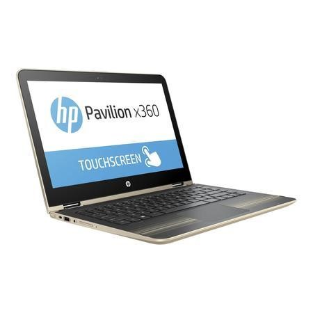 A1/Z9D93EA Refurbished HP 13-U108NA Core i3-7100U 8GB 1TB 13.3 Inch Windows 10 Touchscreen Convertible Laptop