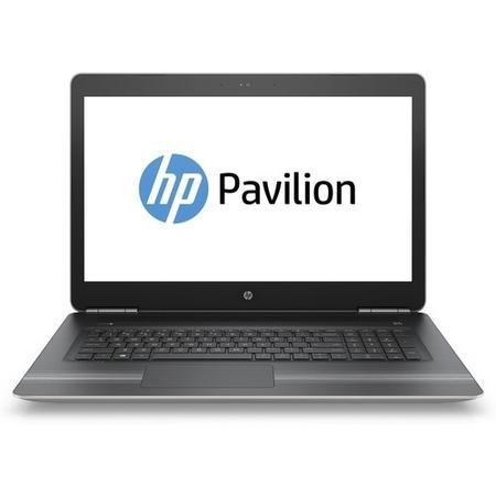 "A1/Z9E10EA Refurbished HP Pavilion 17-ab200na 17.3"" Intel Core i7-7700HQ 2.8GHz 16GB 1TB 128GB SSD DVD-SM NVIDIA GeForce GTX 1050 4GB Graphics Windows 10 Gaming Laptop"