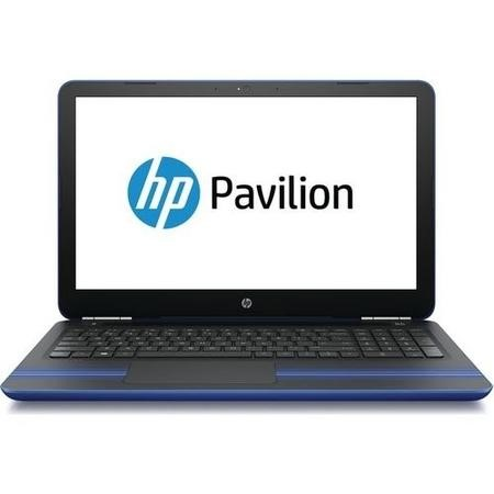 "A1/Z9F54EA Refurbished HP Pavilion 15-au172sa Core i3-7100U 8GB 1TB 15.6"" Windows 10 Laptop in Blue"