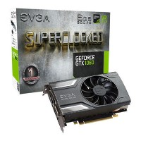 Refurbished EVGA EVGA GeForce GTX 1060 6GB SC Graphics Card