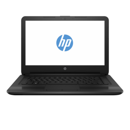 "A1/1BW94EA Refurbished HP 14-am075na 14"" Intel Core i3-6006U 2GHz 8GB 2TB Windows 10 Laptop in Black"