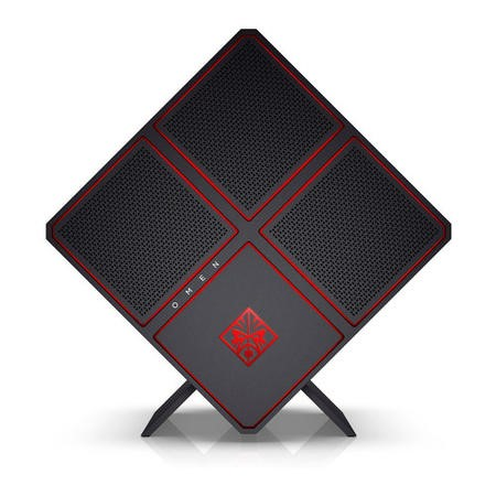 A1/1QX21EA Refurbished HP Omen X 900-111na Core i7-7700K 16GB 512GB SSD Radeon RX 580 x 2 Windows 10 Gaming Desktop PC