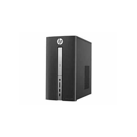A1/1QZ19EA Refurbished HP Pavilion 570-a101na AMD A9-9430 8GB 2TB DVD-RW Windows 10 Desktop