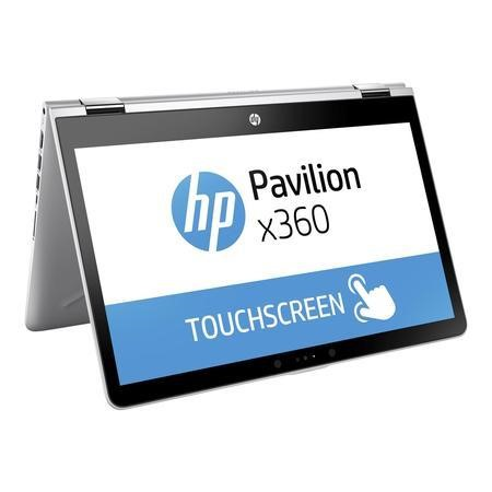 A1/1UJ14EA Refurbished HP Pavilion x360 14-ba055na Core i3-7100U 8GB 128GB 14 Inch Windows 10 Touchscreen Laptop