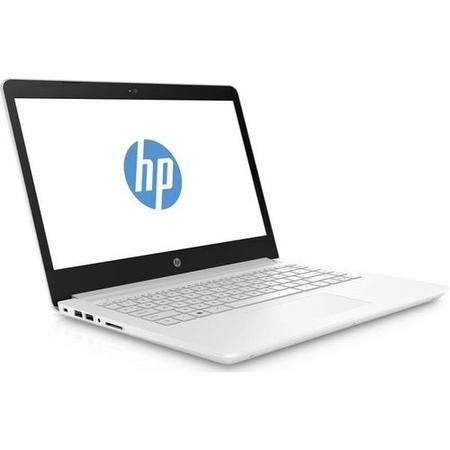 A1/1VH14EA Refurbished HP 14-bp060sa Core i3 6006U 4GB 500GB 14 Inch Windows 10 Laptop White