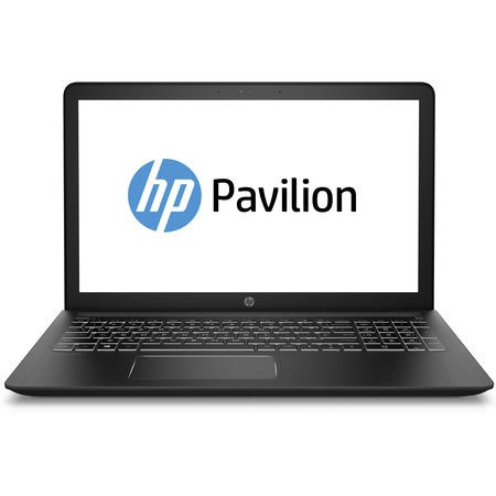 A1/1VJ10EA Refurbished HP Pavilion Power 15-cb060sa Core i5-7300HQ 8GB 1TB GeForce GTX 1050 15.6 Inch Windows 10 Gaming Laptop in Black