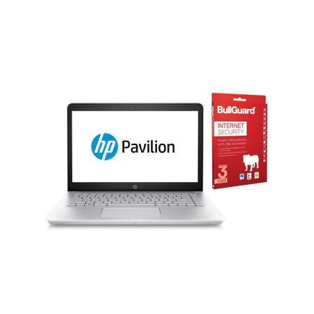 "A1/1VJ35EA Refurbished HP Pavilion 14-bk063sa 14"" Intel Pentium 4415U 4GB 1TB Windows 10 Laptop"