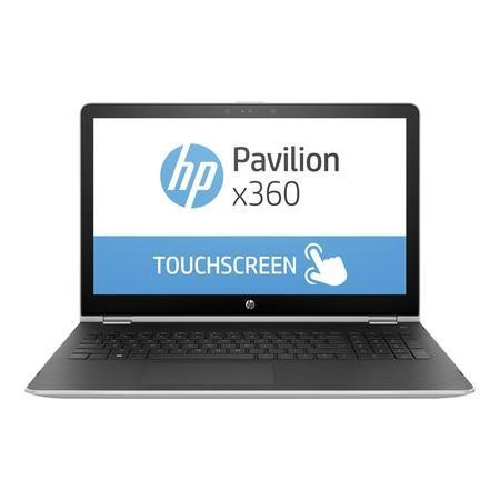 A1/1WS33EA Refurbished HP Pavilion x360 15-br013na Intel Pentium 4415U 4GB 1TB 15.6 Inch Windows 10 Laptop