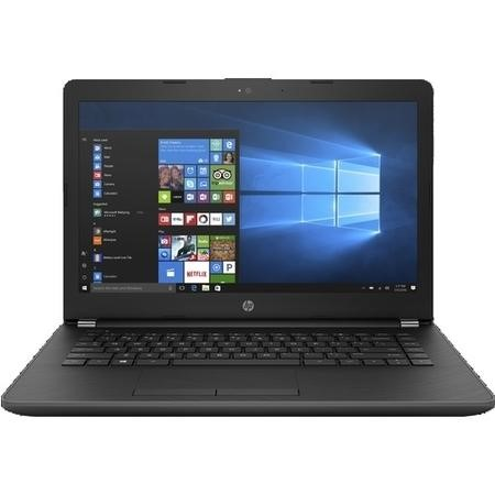 A2/1ZA49EA Refurbished HP 14-bs039na Intel Pentium N3710 4GB 128GB 14 Inch Windows 10 Laptop in Smoke Gray