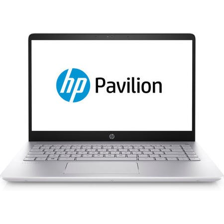 A1/1ZL48EA Refurbished HP Pavilion Pro 14-bf054sa Core i7-7500U 8GB 256GB NVIDIA GeForce 940MX Graphics 14 Inch Windows 10 Laptop
