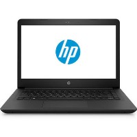 Refurbished HP 14-bp062sa Core i5-7200U 8GB 128GB 14 Inch  Windows 10 Laptop in Jet Black