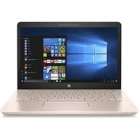"Refurbished HP Pavilion 14-bk069sa Pentium 4GB 1TB 14"" Windows 10 Laptop in White and Rose Gold"