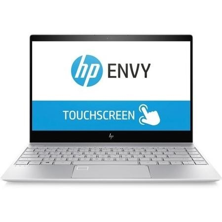 A1/2FQ87EA Refurbished HP ENVY 13-ad013na Core i5 7200U 8GB 360GB 13.3 Inch Touchscreen Windows 10 Laptop in Silver