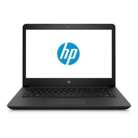 A1/2KG79EA Refurbished HP 14-bp059sa Intel Celeron N3060 4GB 64GB 14 Inch Windows 10 Laptop in Jet Black
