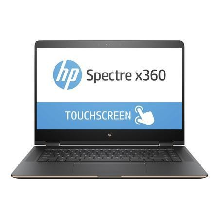 77502378/1/A1/2PG91EA GRADE A2 -  Refurbished HP Spectre x360 Core i7-8550U 8GB 512GB NVIDIA GeForce MX150 15.6 Inch Windows 10 2 in 1 Laptop