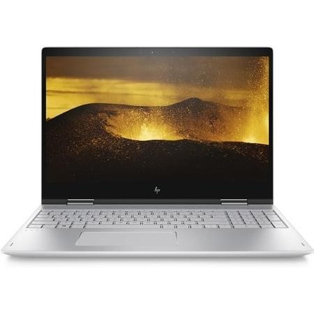 A1/2PH07EA Refurbished HP ENVY x360 Core i5 8250U 8GB 256GB 15.6 Inch Windows 10 Laptop in Silver