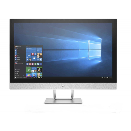 A1/2XB37EA Refurbished HP Pavilion 24-r009na AMD A9 9430 8GB 2TB 23.8 Inch Windows 10 Touchscreen All in One PC