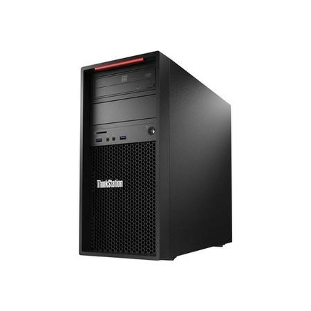 Refurbished Lenovo ThinkStation P520c Xeon W-2123 16GB 512GB Windows 10 Professional Workstation PC