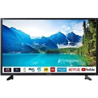 "Refurbished Sharp 32"" 720p HD Ready LED Freeview HD Smart TV"