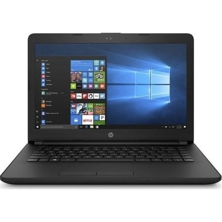 A1/3CC70EA Refurbished HP 14-bs057sa Intel Celeron N3060 4GB 1TB 14 Inch Windows 10 Laptop
