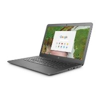Refurbished HP G5 Intel Celeron N3350 4GB 32GB 14 Inch Touchscreen Chromebook