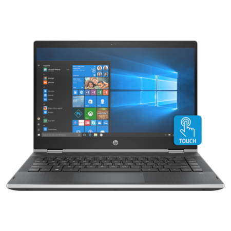 A3/4BA14EA Refurbished HP Pavilion 14-cd0522na Core i3 8130U 8GB 128GB 14 Inch Touchscreen Windows 10 Laptop