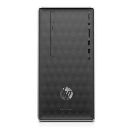 A1/4DJ28EA Refurbished HP Pavilion 590-p0027na AMD Ryzen 3 2200G 4GB 1TB Windows 10 Desktop