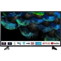 "Refurbished Sharp 55"" 4K Ultra HD with HDR LED Smart TV without Stand"