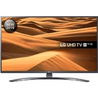 "Refurbished LG 55"" 4K Ultra HD with HDR LED Freeview Play Smart TV"