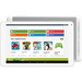 Refurbished Archos 101D Platinum 1GB 32GB 10.1 Inch Tablet in White