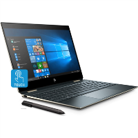 Refurbished HP Spectre x360 13-ap0007na Core i7-8565U 8GB 512GB 13.3 Inch Windows 10 Convertible Laptop