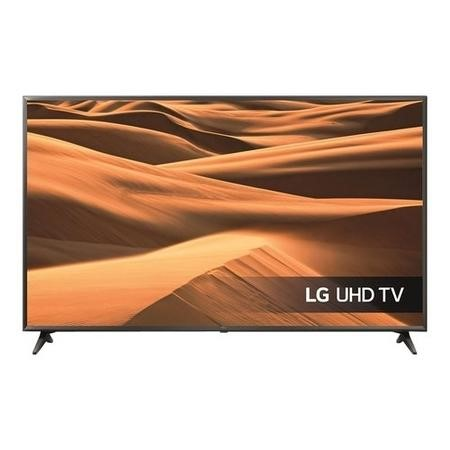 "Refurbished LG 65"" 4K Ultra HD with HDR LED Freeview Play Smart TV without Stand"
