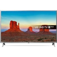 "Refurbished LG 75"" 4K Ultra HD with HDR10 LED Freeview Play Smart TV Without Stand"