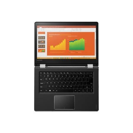 A1/80S9001RUK Refurbished Lenovo 510 AMD A9-9410 4GB 1TB 14 Inch 2 in 1 Windows 10 Laptop