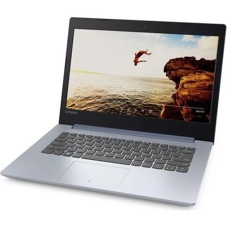 A1/80XG006QUK Refurbished LENOVO IdeaPad 320-14ISK Core i3-6006U 4GB 1TB 14 Inch Windows 10 Laptop Blue