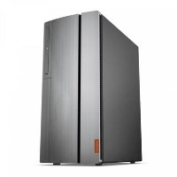 Refurbished Lenovo IdeaCentre AMD Ryzen 5 1400 8GB 2TB Radeon RX 550 Windows 10 Desktop PC