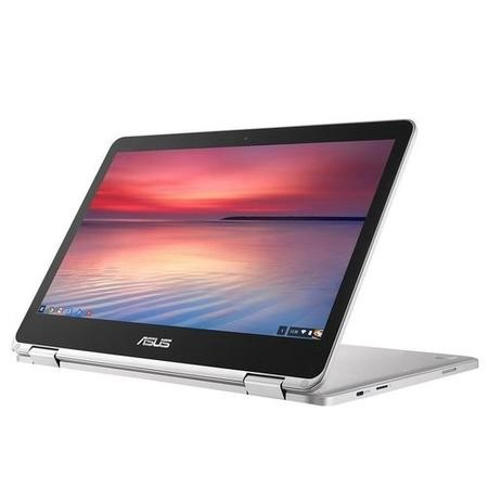 Refurbished ASUS Flip C302CA Intel Core m3 6Y30 4GB 64GB 12.5 Inch Convertible Chrome OS Chromebook