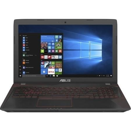 A1/90NB0DW7-M04010 Refurbished Asus ROG FX553VD-FY173T Core i5-7300HQ 8GB 1TB & 128GB GeForce GTX 1050 15.6 Inch Windows 10 Gaming Laptop